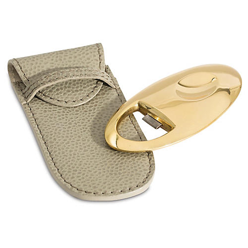 Gravitas Bottle Opener w/Pouch, Bark