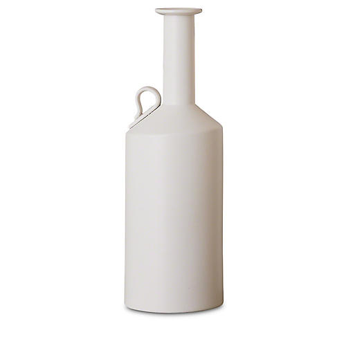 Metro Bottle, Matte White