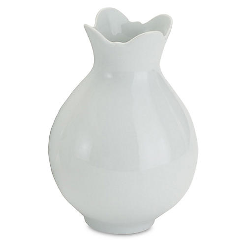 Chesa Vase, White