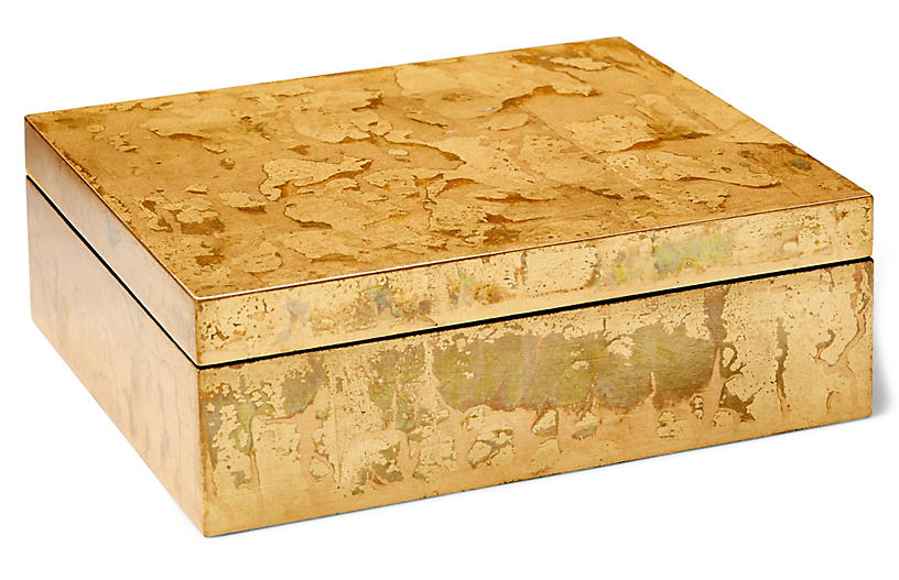 Luxe Box, Gold