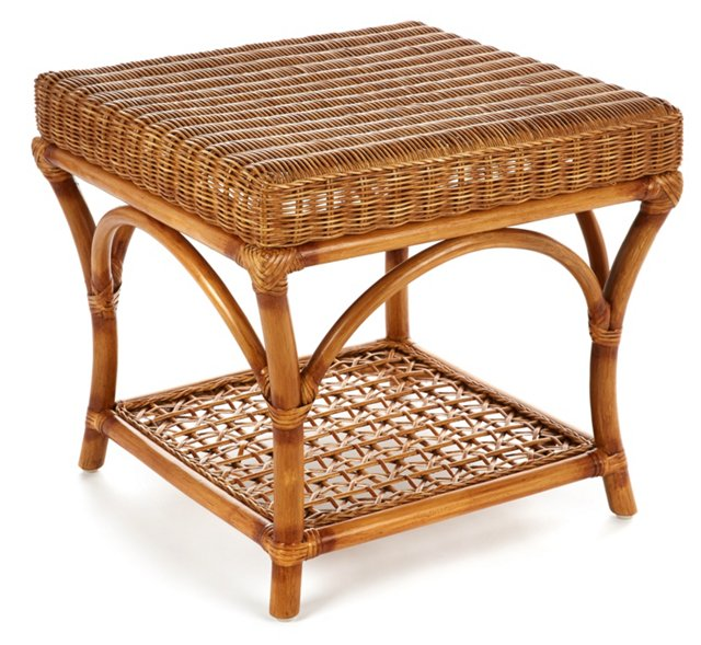 Rosie Side Table, Natural