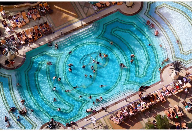The Swimming Pool, Las Vegas