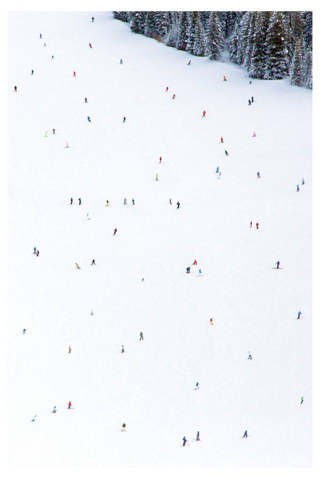 Aspen Skiers Vertical