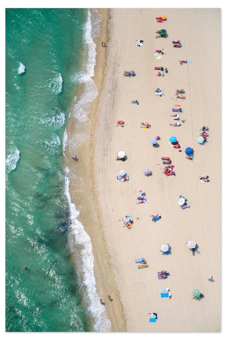 Gray Malin, St. Tropez Nude Beach