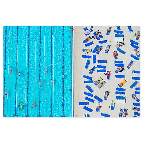 Gray Malin, Barcelona Swimmers
