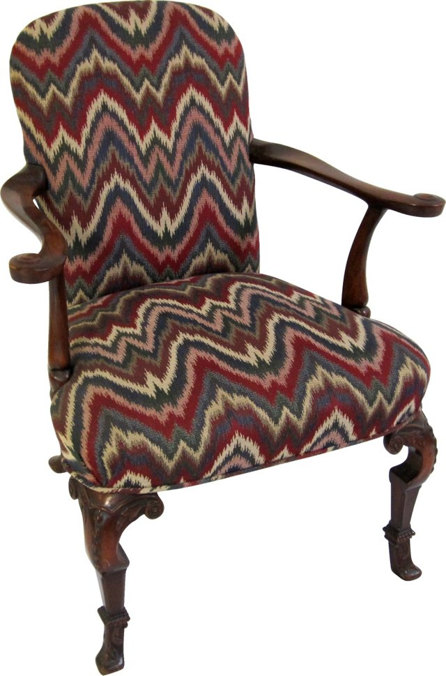 George I-Style Armchair