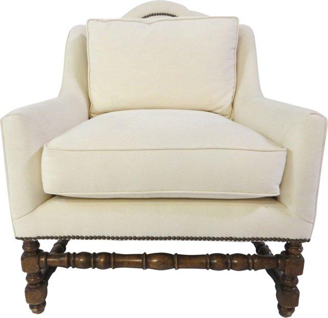 Louis XIV-Style Chair