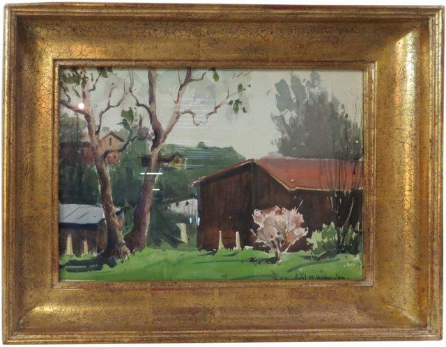 Barn by Robert Harris