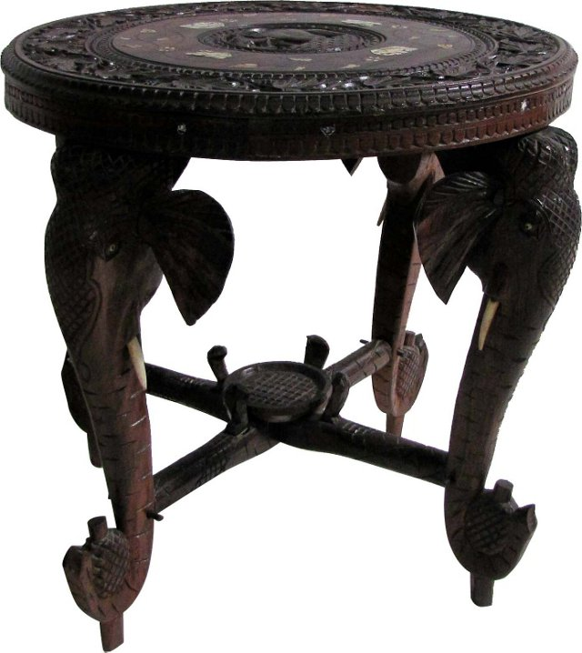 Indian Elephant Table