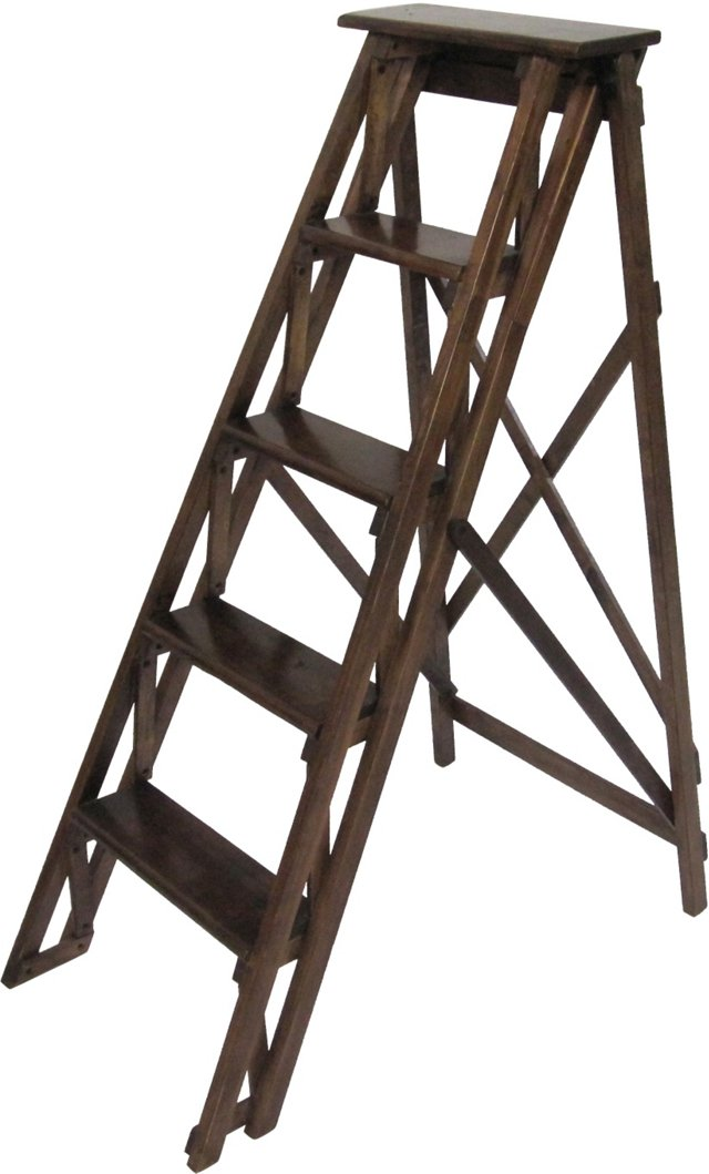 English Garden Ladder