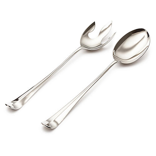 Queen Anne Serving Set