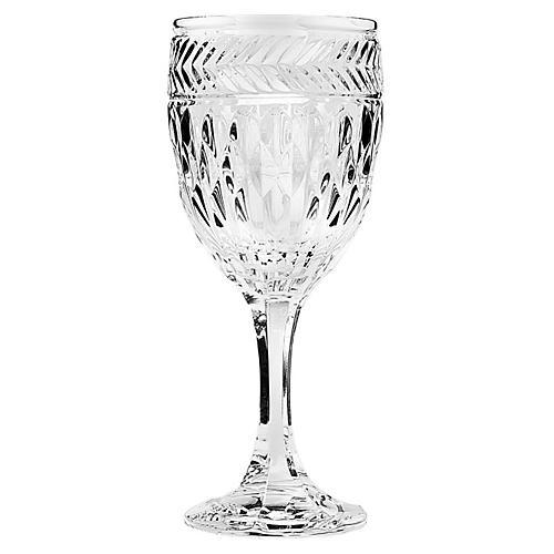 S/4 Crystal Symphony Goblets