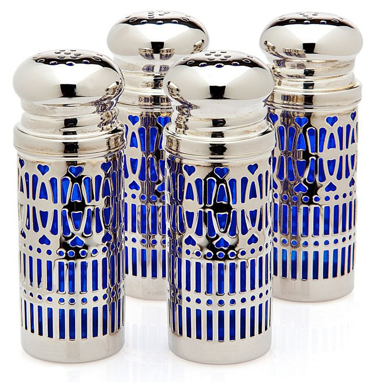 S/4 Salt & Pepper Shakers