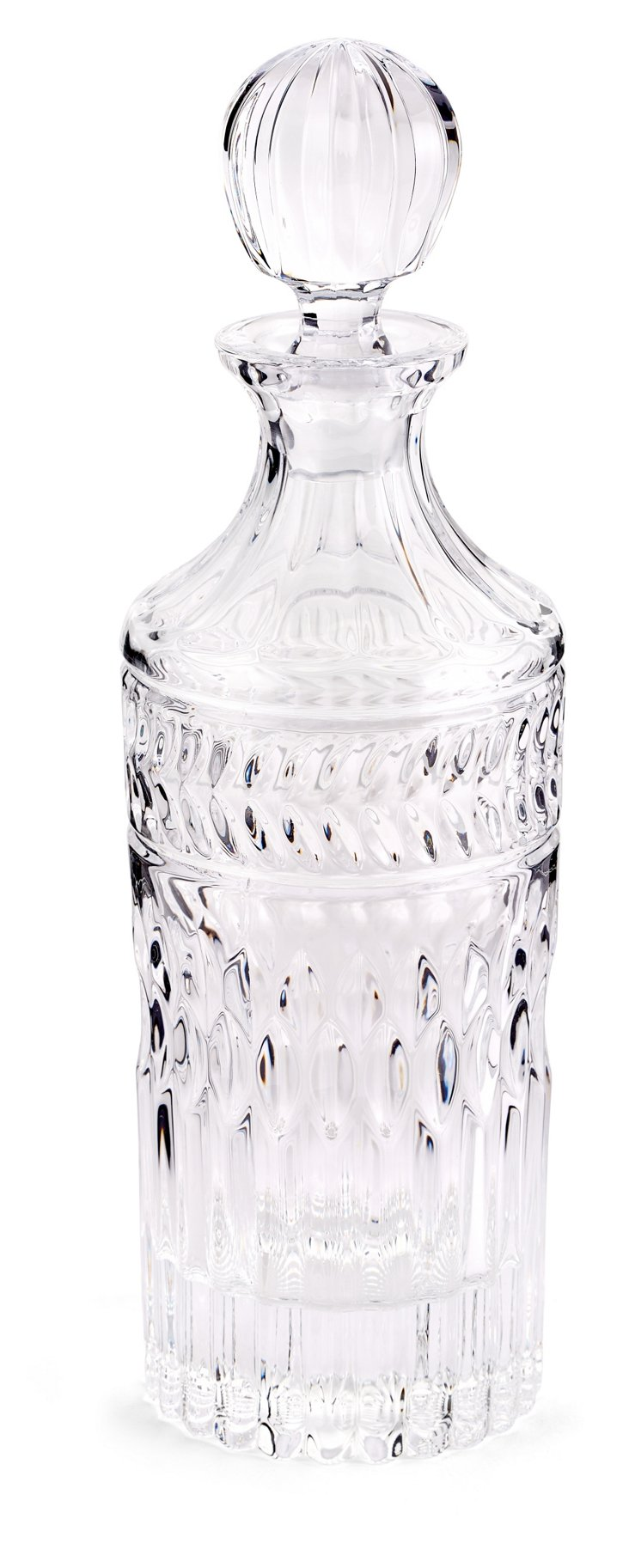 Symphony Crystal Whisky Decanter