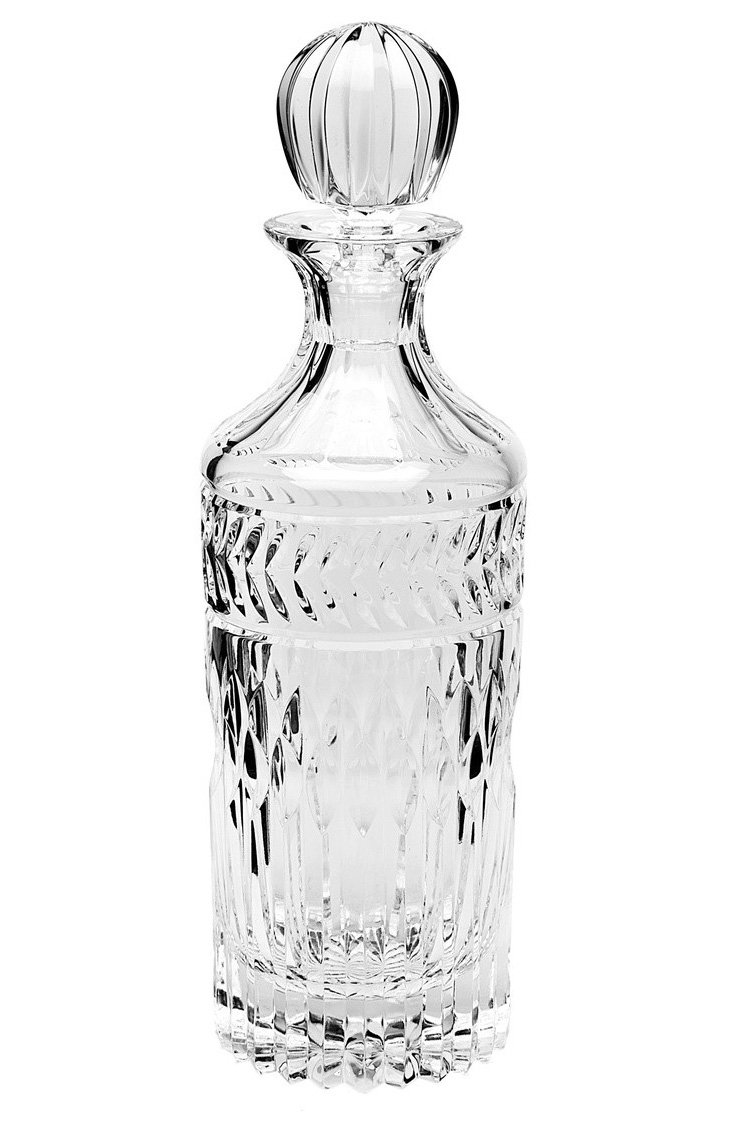 Crystal Symphony Whisky Decanter