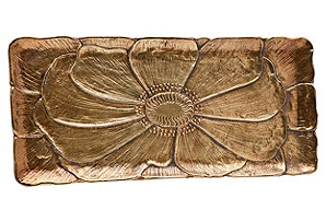Laurel Rectangle Serving Tray*
