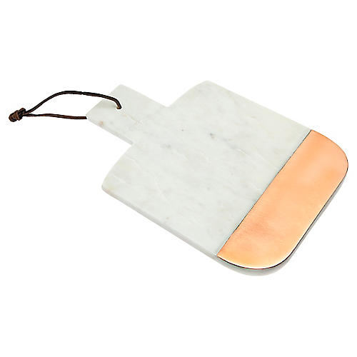 Hother Cutting Board, White