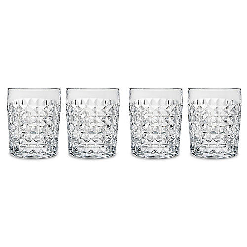 S/4 Gallery DOF Glasses, Clear