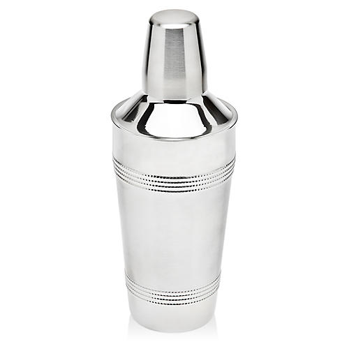 Kylie Cocktail Shaker, Silver