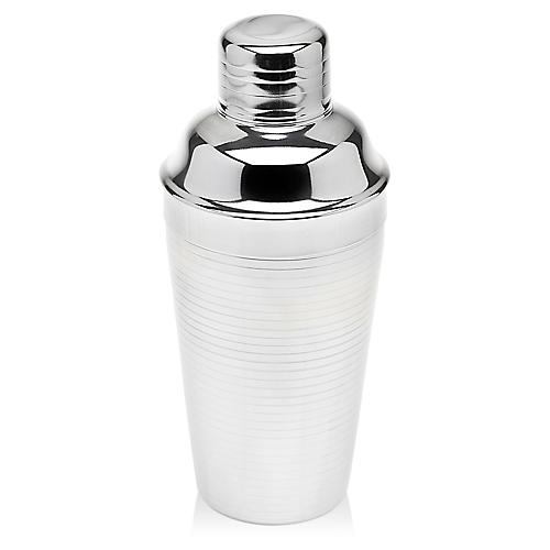 Nola Cocktail Shaker, Silver
