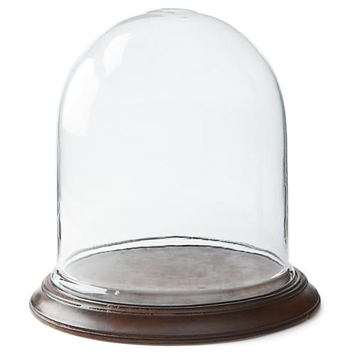 "14"" Phillip Cloche, Clear"