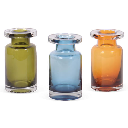 Zhivago Bottles, Asst. of 3
