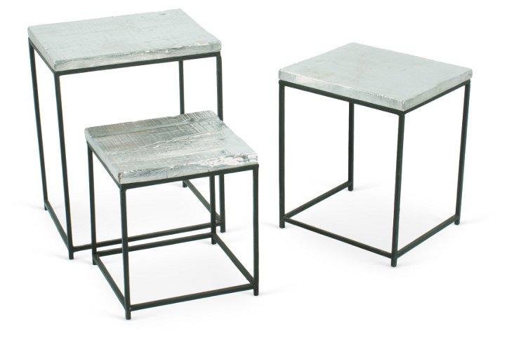 Regina Nesting Tables, Set of 3
