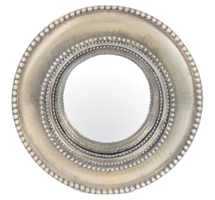 Ford Accent Mirror, Brass