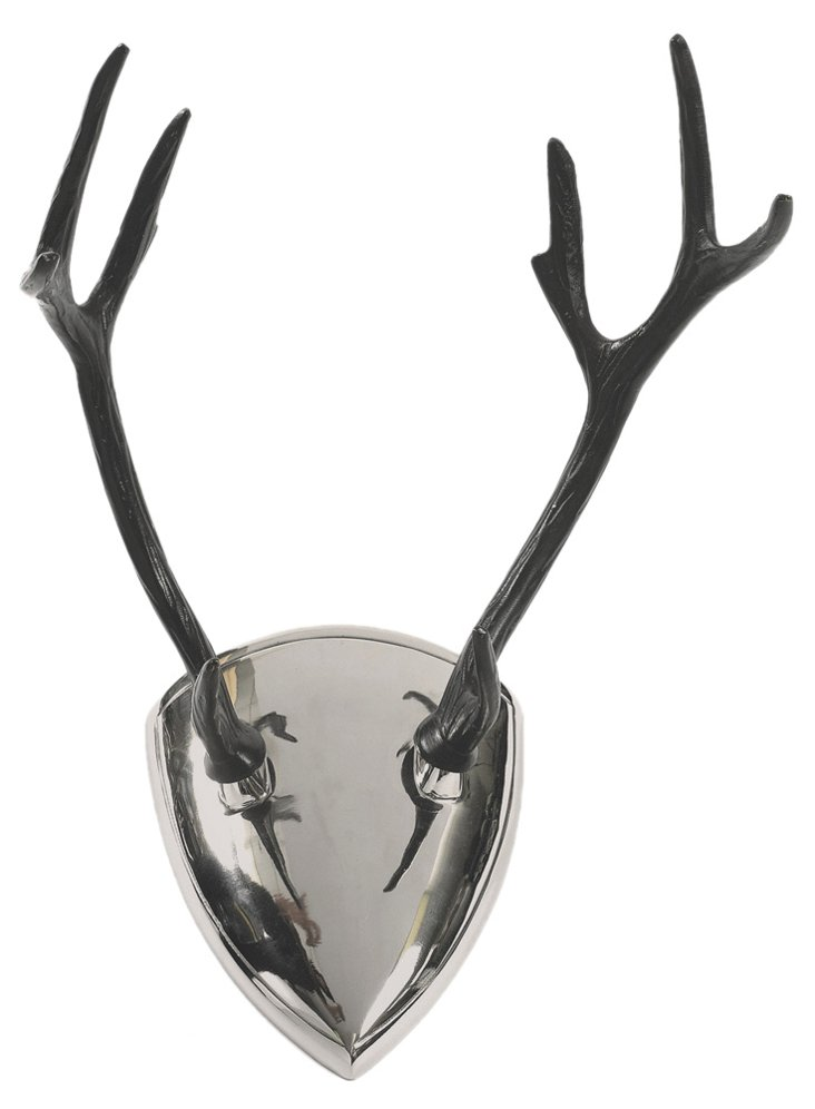 Canby Valley Wall Decor, Polished Nickel