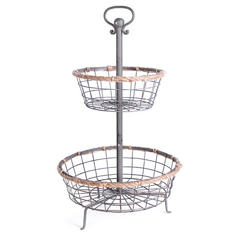 Tiered Basket
