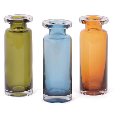 Asst. of 3 Quinn Bottles