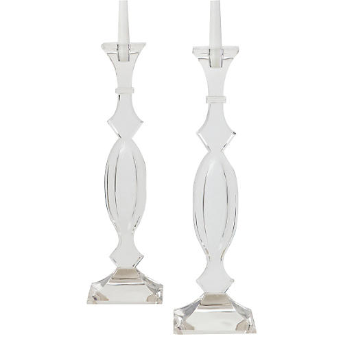 S/2 Kailey Candlesticks