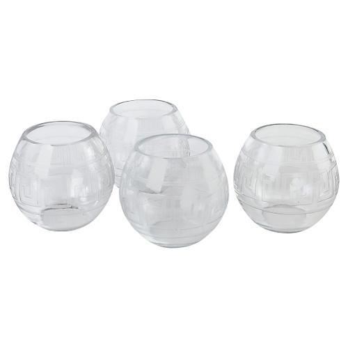 S/4 Senic Vases