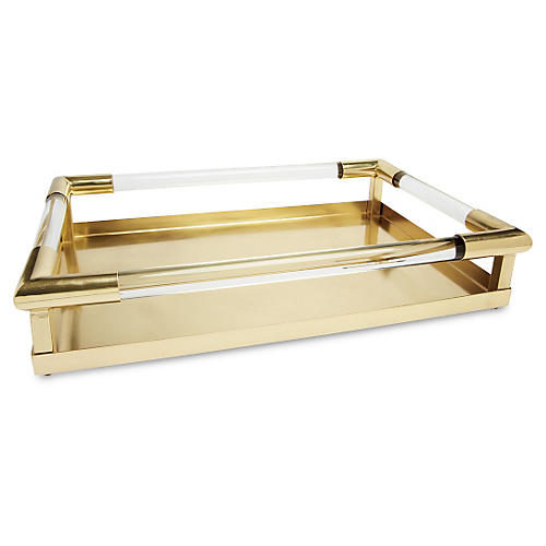 Jourdain Deco Tray