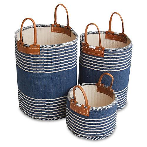 Asst. of 3 Schumer Baskets