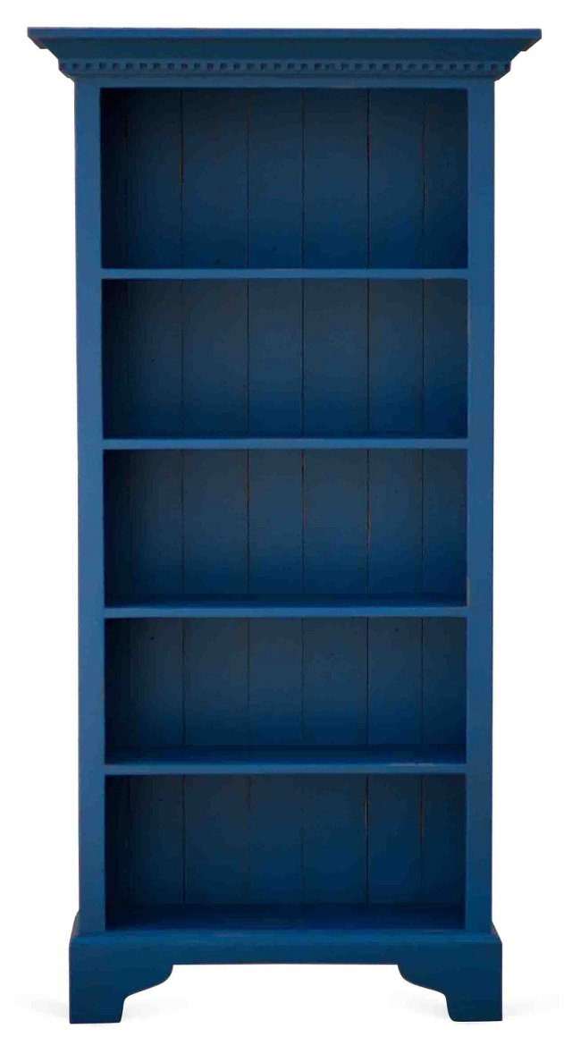 Cambridge Bookcase, Blue