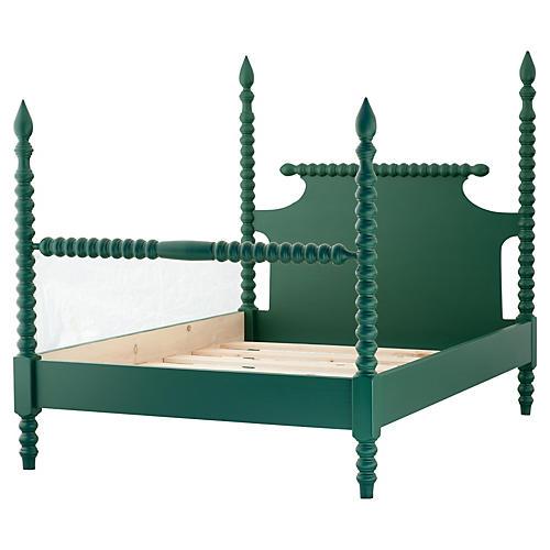 Gwendoline Spindle Bed