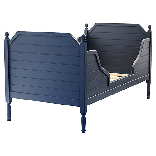 Beach House Kids' Bed, Navy