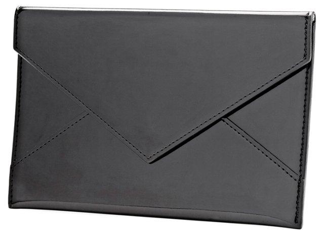 Medium Patent Envelope, Black