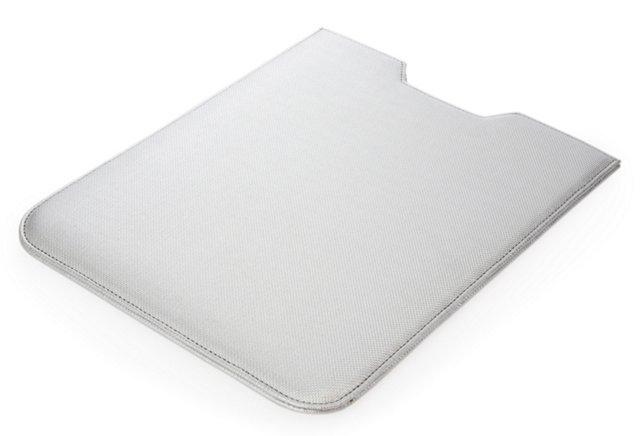 iPad Sleeve, Silver