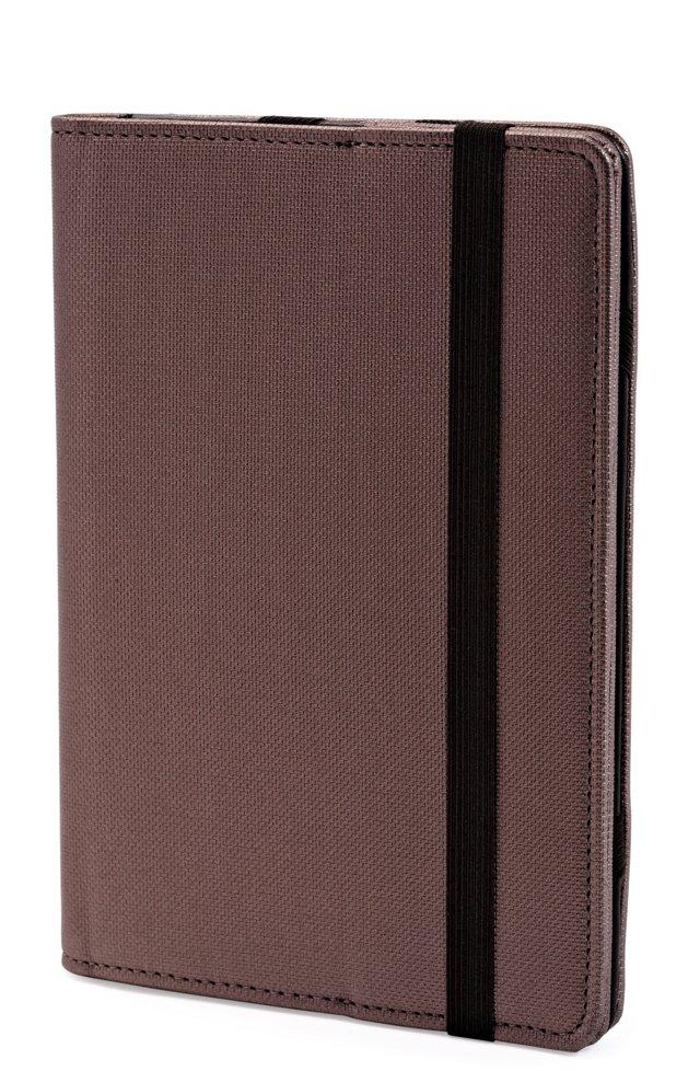 Metallic  E-Reader Case, Gunmetal
