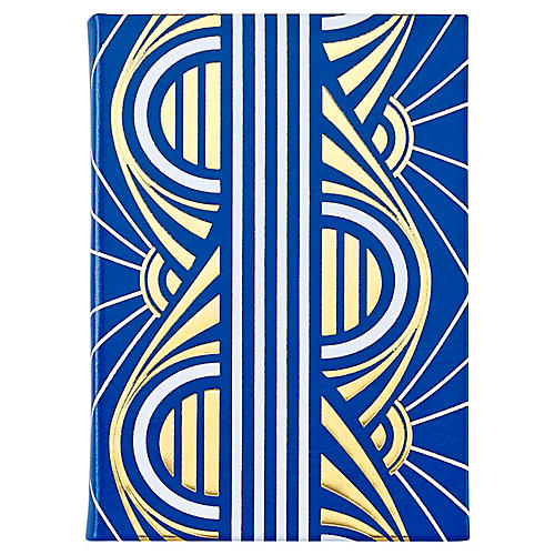 Leon Journal, Blue/Gold