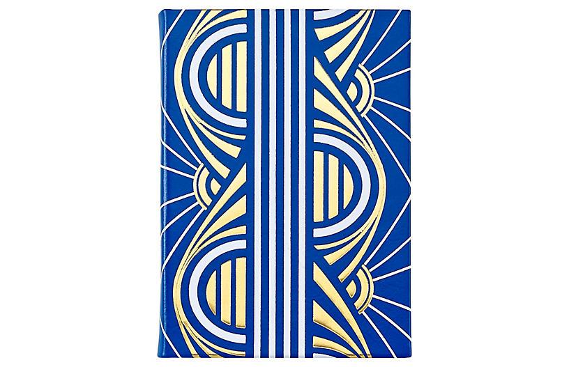 Leon Journal, Blue/Gold