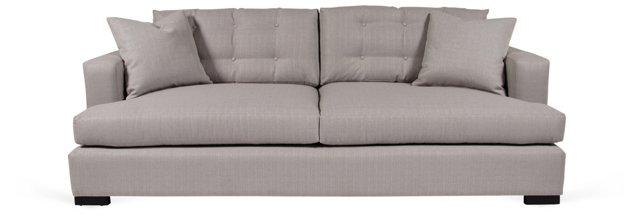 Button Back Sofa