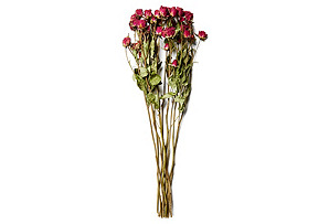 """15"""" Rose Bunch, Dried*"""