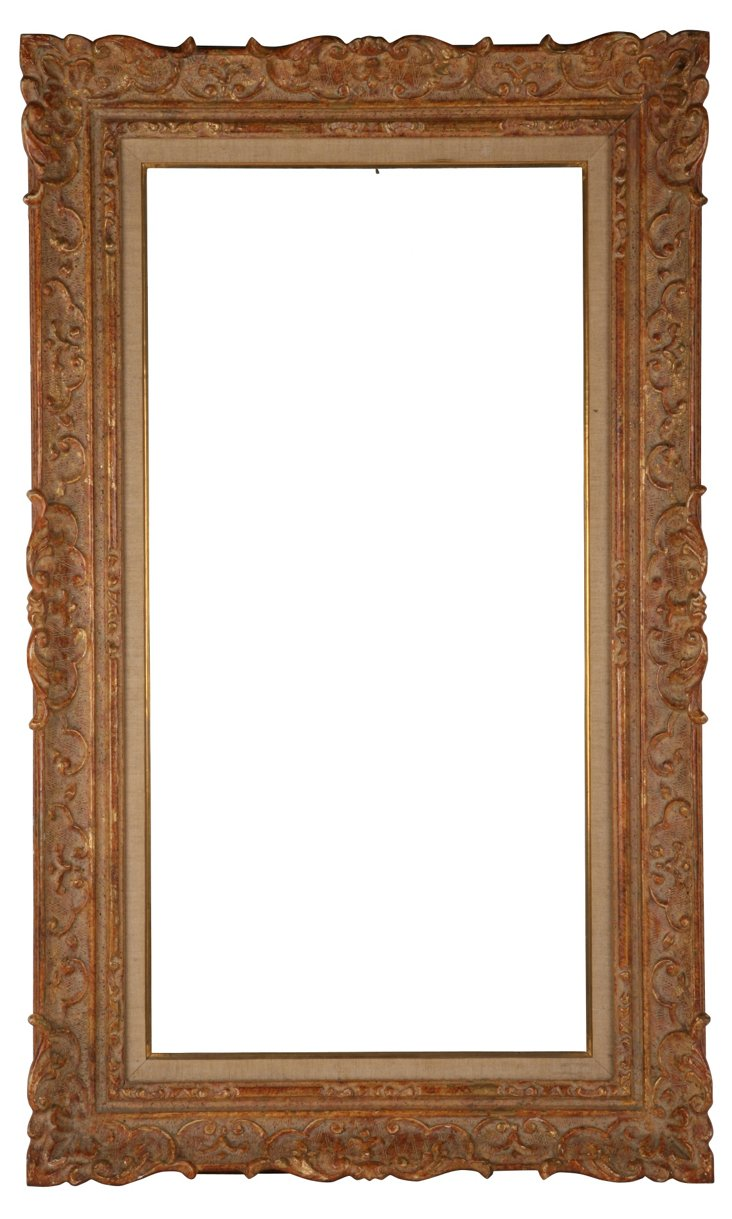 Antique Mahogany Frame II