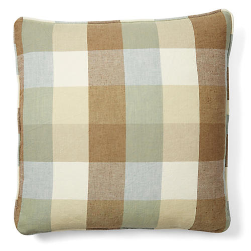 Dartmouth 18x18 Pillow, Multi