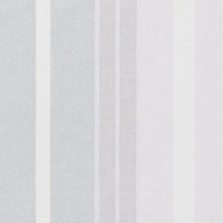 Striped Cotton Fabric, Lavender