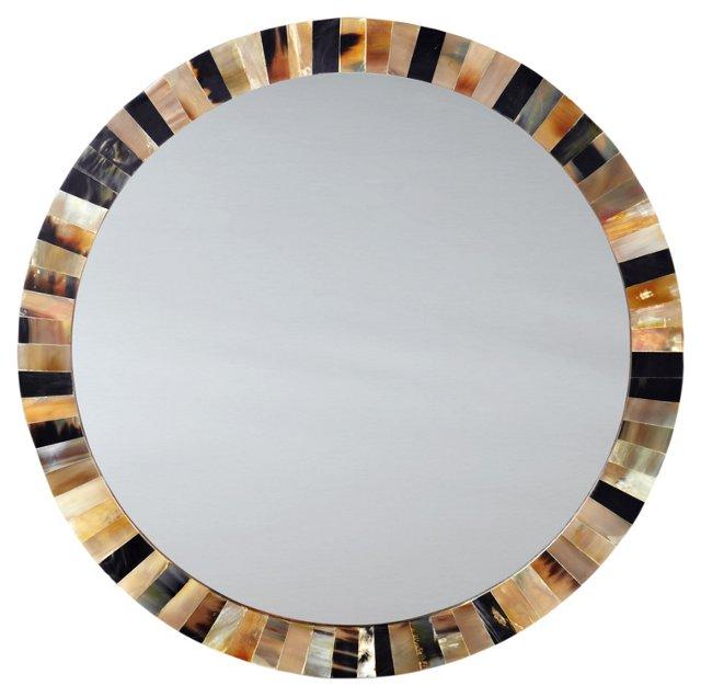 Vallecito Bone Mirror