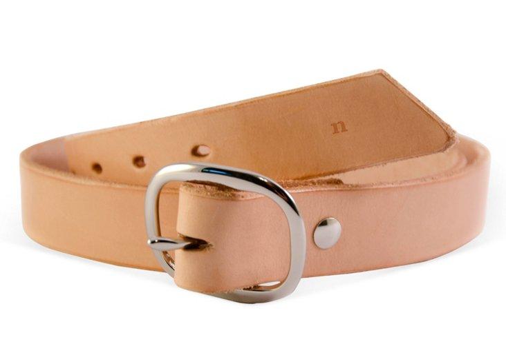 Natural Simple Belt